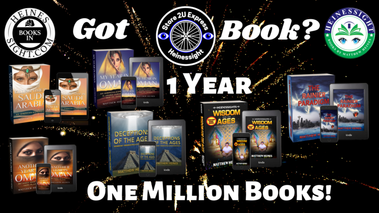 How to Sell a Million Books in 2021