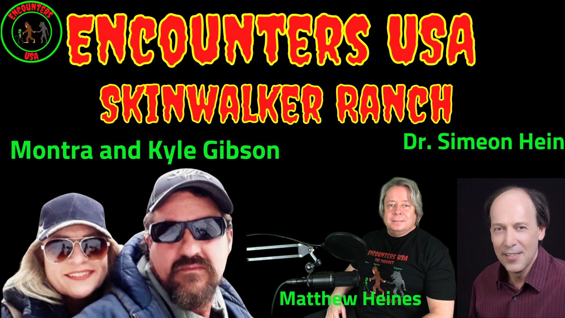 Skinwalker Ranch, Portals, Dimensions, Aliens and the US Government