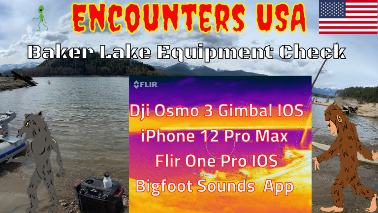 Bigfoot Hunting? Check Out The Latest Equipment On Encounters USA